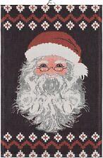 Ekelund Scandinavian Jultomten Santa Kitchen Towel NEW
