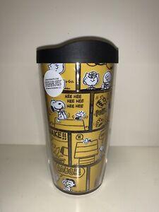 Peanuts Gang 70th Strip Tervis 16Oz Tumbler