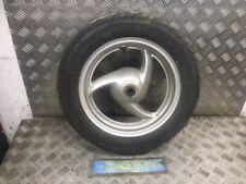 honda fes 125 pantheon front wheel 2004
