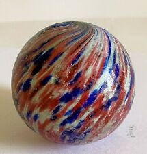 Antique Large 2 inch Onion Skin Marble.