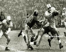 1957 Grey Cup Hamilton Cookie Gilchrist Touchdown Run vs Winnipeg 8 X 10 Photo