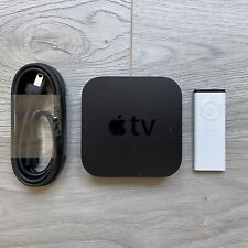 Apple Tv (3rd Generation) 1080P Media Streaming Player A1469/A1427 With Remote
