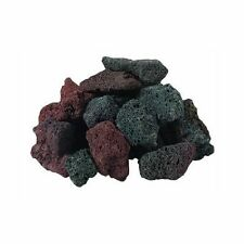 Lava Rock for Bar-B-Q Burner Stove Bowl Gas Fire Pit Outdoor Camping BBQ - 7 lb