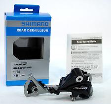 Shimano Alivio RD-T4000-SGS 9-Speed Shadow Rear Derailleur Long Cage Black