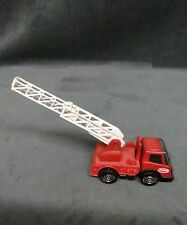 Tonka Fire Truck  Metal & Plastic  Toy Extendable Ladder no date on this truck