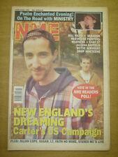 NME 1992 NOV 14 CARTER MADNESS EAST 17 JULIAN COPE L7