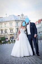 Mori Lee Wedding Dress 2674 Ivory Princess Gown Size 6 Best Price RRP £1400