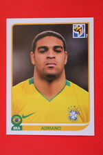 Panini SOUTH AFRICA 2010 504 BRASIL ADRIANO TOPMINT!!