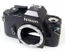NIKON 35MM FILM SLR BODY (FOR PARTS)