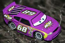 "DISNEY PIXAR CARS ""#68 N2O COLA"" HARD PLASTIC TIRES, LOOSE, SHIP WORLDWIDE"