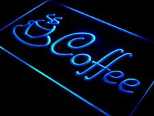 i433-b Coffee Cup Shop Cappuccino Cafe Neon Light Sign