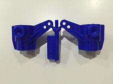 Tamiya 0440378/10440378 Hotshot Montants (Bleu) (Boomerang) NOUVEAU