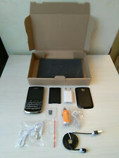 BLACKBERRY BOLD 9700 BLACK 3 MEGAPIXEL 3G EDGE WIFI GPS CELLULARE VINTAGE