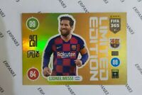 Fifa 365 2021 Lionel Messi XXL Limited Edition Adrenalyn XL Panini