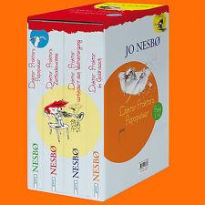 Jo Nesbo | Doktor Proktors Pupspulver (Band 1-4) | Doktor Proktor Schuber (Buch)