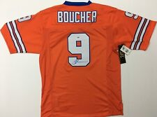 ADAM SANDLER SIGNED AUTOGRAPHED WATERBOY FOOTBALL JERSEY BOBBY BOUCHER PSA/DNA