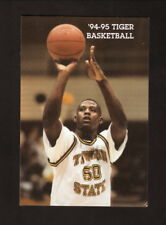 Towson State Tigers--1994-95 Basketball Pocket Schedule--Towson Sports Medicine