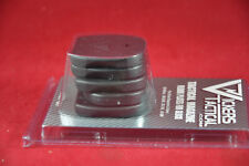 Tango Down Vickers Tactical Magazine Floor Plate 5 Pack for Glock Magazines Clip