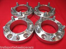 """4 pcs 1.25"""" WHEEL SPACERS Toyota Tundra TRD Hubcentric 2013 2014 2015 2016 2017"""