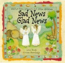 Sad News Glad News: Easter-Time Prayers for Little Children (Nightlights) Rock,