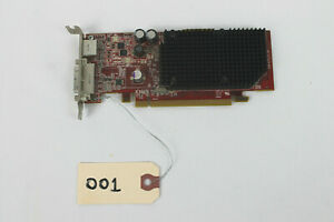 ATI Radeon X1300 256MB PCIe Graphics Card 102A7710932 Fanless Dell Pull