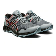Asics Mens Gel-Sonoma 5 Trail Running Shoes Trainers Sneakers Silver Sports