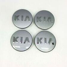 529601Y200 Center Wheel Cap Silver 4p for 2011 2015 Kia Sportage Picanto