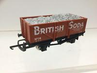 Wrenn W5069 OO Gauge 5 Plank Open Wagon British Soda