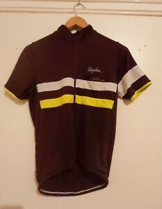 Men's Rapha Brevet Shiet Sleeve Cycling Jersey Size Medium