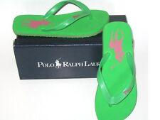 New POLO RALPH  LAUREN Flip-Flop Slippers Shoes Girl 4 US/ 3.5 UK/ 35 EUR/ 23 CM