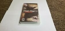 Dead to Rights: Reckoning (Sony PSP, 2005) new black label