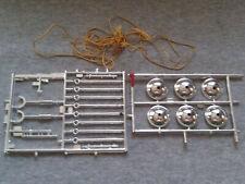 1/8 Scale Lindberg Car Display Parts