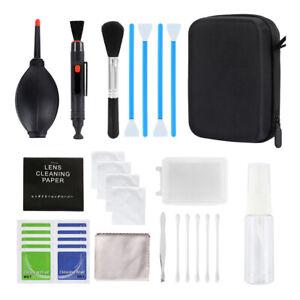 46pcs/set New Cleaning Kit Sensor DSLR Lens Digital Camera Cleaner Kit DKL-20