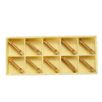 10pcs 3mm MGMN300-M Carbide Inserts Set for CNC Lathe Turning Grooving Tool X1M2
