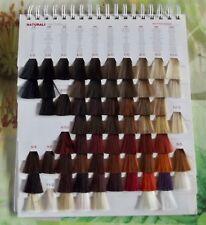 Ancien Nuancier Teinture Couleurs Cheveux Femme Easy Milan