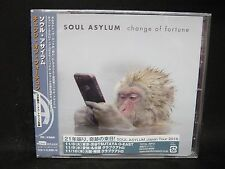 SOUL ASYLUM Change Of Fortune + 1 JAPAN CD Within Temptation Loud Fast Rules