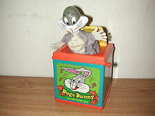 VINTAGE 1978 MATTEL BUGS BUNNY IN THE MUSIC BOX
