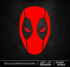 DEADPOOL 2 Decal (Wade Wilson) Marvel Sticker 120mmH PS4  Car Laptop Vinyl Movie