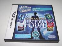 Artemis Fowl Nintendo DS 3DS Game Preloved *Complete* Flips