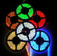 30cm 0,3m RGB LED Tira Flexible + Controlador, fuente alimentación Multicolor
