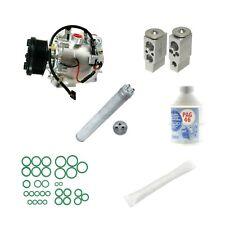 Ac Compressor Complete Kit Fits Honda Civic 2006 2011 L4 18l Oem Trse07 97555