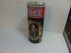 John Courage Strong Pale Ale – beer Can ring-pull c1980 EMPTY drilled base