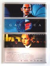 Gattaca Fridge Magnet (2.5 x 3.5 inches) movie poster