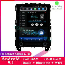 Car Player Stereo GPS Navi DVD Radio Android9.1 For Renault Megane 4 Koleos 2017