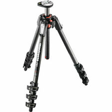 Manfrotto MT190CXPRO4 Carbon Fiber Tripod. No Fees! EU Seller! NEW!