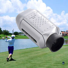 Digital 7X Golf Scope Laser Range Finder Yard Measure Convenient Pocket Gift