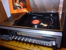 Vintage Hi Fi  - JVC MF-33, Record Player, Cassette, Radio, Aux 1970s Restored