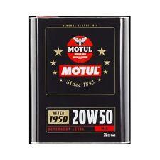 MOTUL CLASSIC OIL 20W50 104511