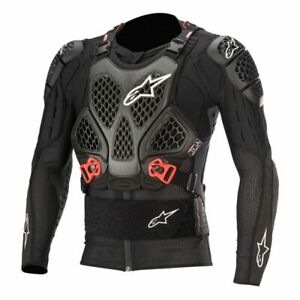 Alpinestars Bionic Tech V2 Protection Jacket - Motocross Dirtbike Offroad ATV MX