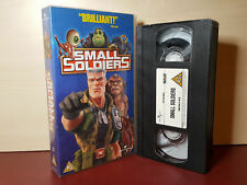 Small Soldiers -  PAL VHS Video Tape - (H8)